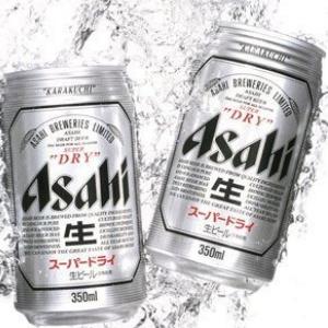 アサヒ スーパードライ350ml×24缶